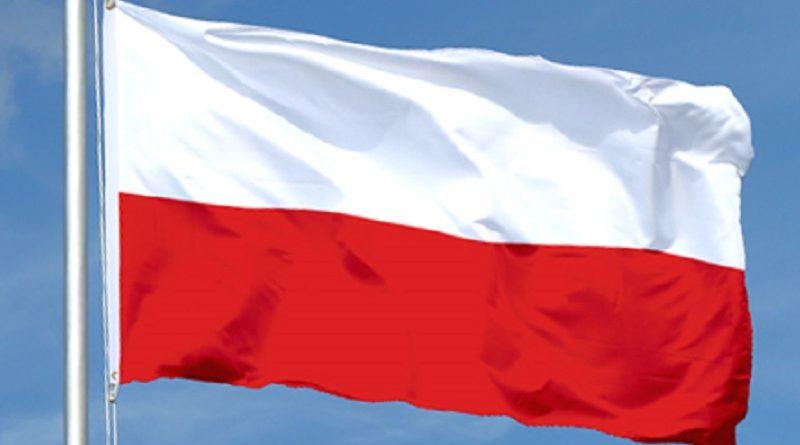 Flaga Polski Orzeł Przeworsk