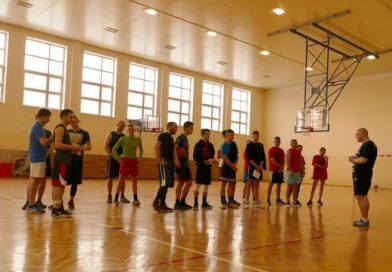 Turniej koszykowki w Przeworsku