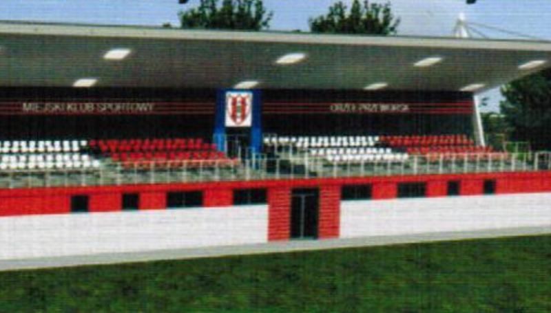 Koncepcja przebudowy stadionu