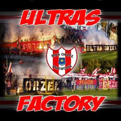 Vlepka Ultras Orzeł