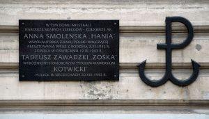 tablica Polska Walcząca