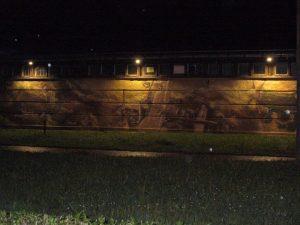mural Przeworsk Tadeusz Rolski