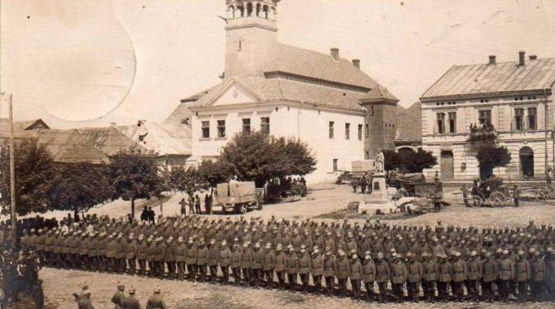 przeworsk rok 1915