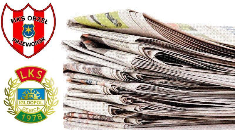 przeglad prasy orzeł przeworsk