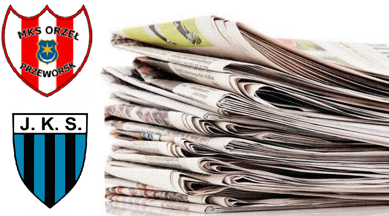 Przegląd prasy z meczu: Orzeł Przeworsk – JKS Jarosław