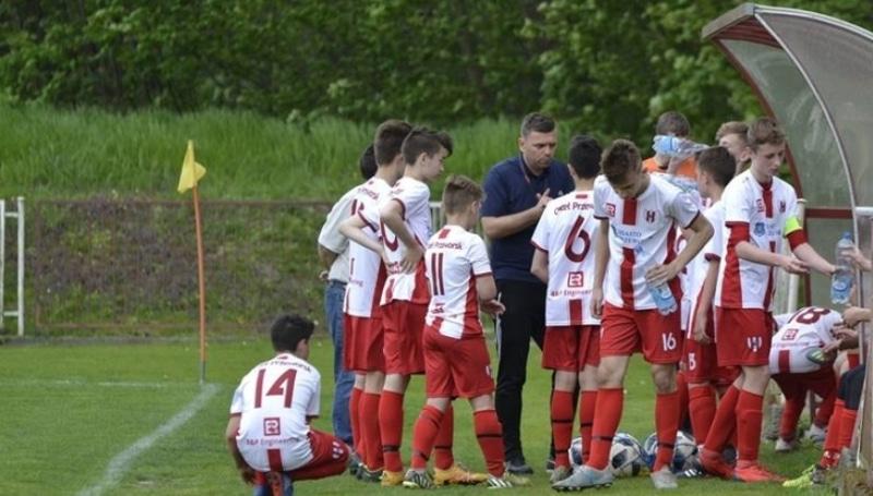 Zestaw meczy drużyn młodzieżowych