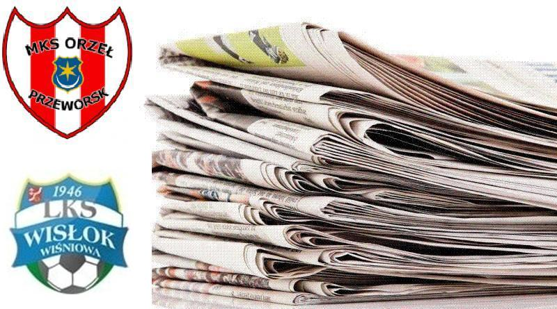 prasa orzeł przeworsk wisłok wisniowa