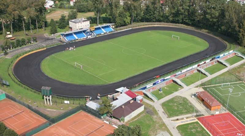 karpaty krosno stadion