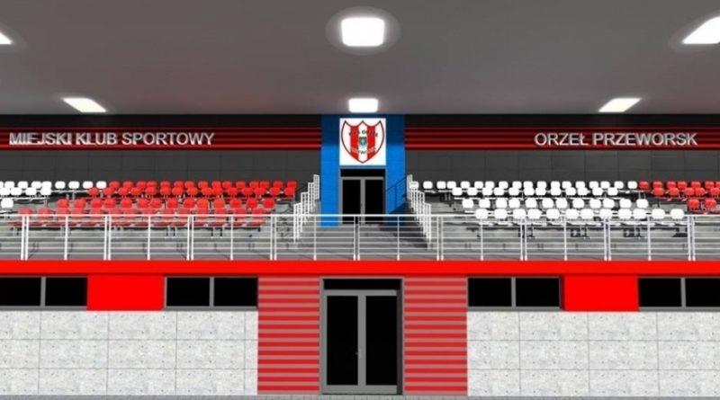 stadion w przeworsku