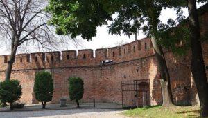 mury obronne przeworska