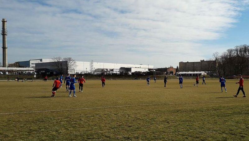 Udane rozpoczęcie meczów sparingowych: Orzeł – Unia 3:0