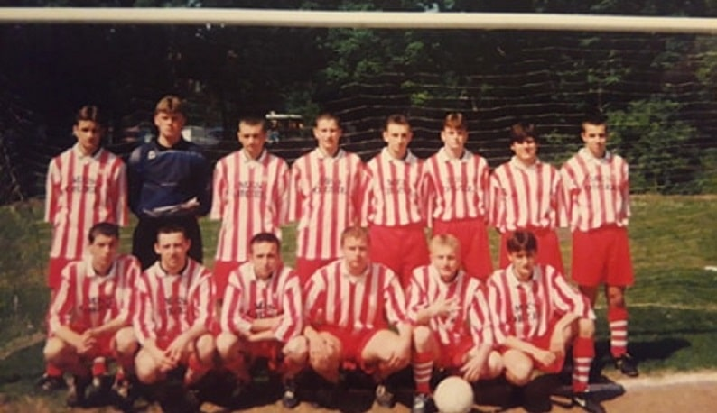 Sezon 1998/99 w juniorach starszych Orła Przeworsk