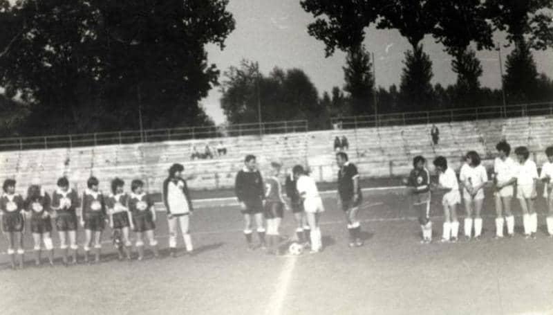 """Historia sportu w Przeworsku: """"Vistulanki"""" – piłka nożna kobiet"""
