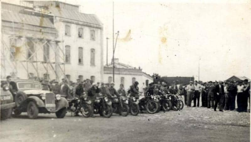 Historia sportu w Przeworsku: sekcja motorowa
