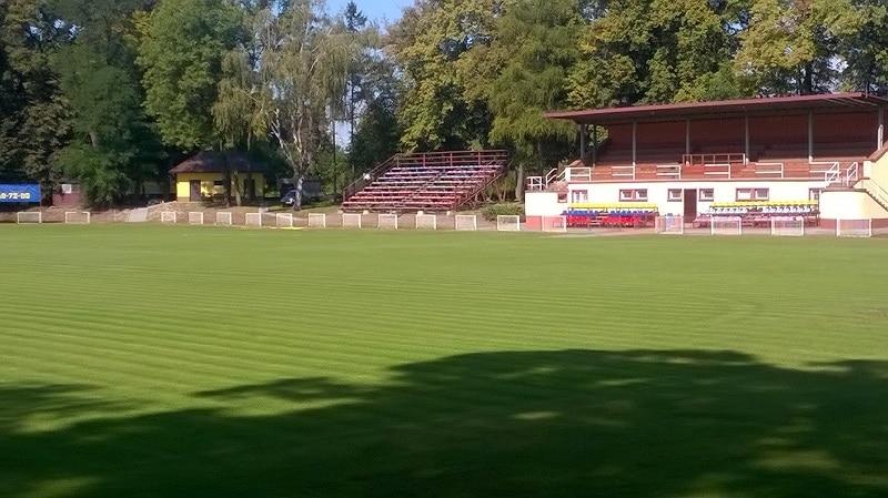 Mecze piłkarskie bez udziału publiczności