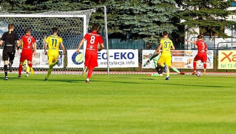 Sprawiedliwy remis: Stal Sanok – Orzeł Przeworsk 0:0